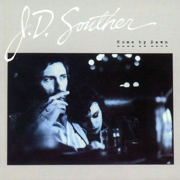 JD SOUTHER Home By Dawn LP