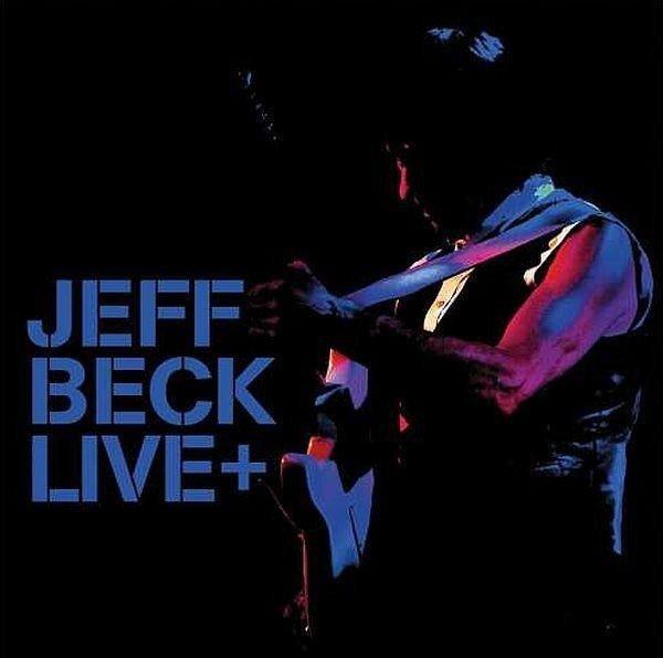 JEFF BECK Live+ 2LP