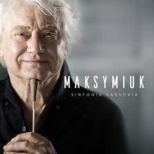 JERZY MAKSYMIUK / SINFONIA VARSOVIA / POLISH CHAMBER ORCHESTRA Maksymiuk   Sinfonia Varsovia LP