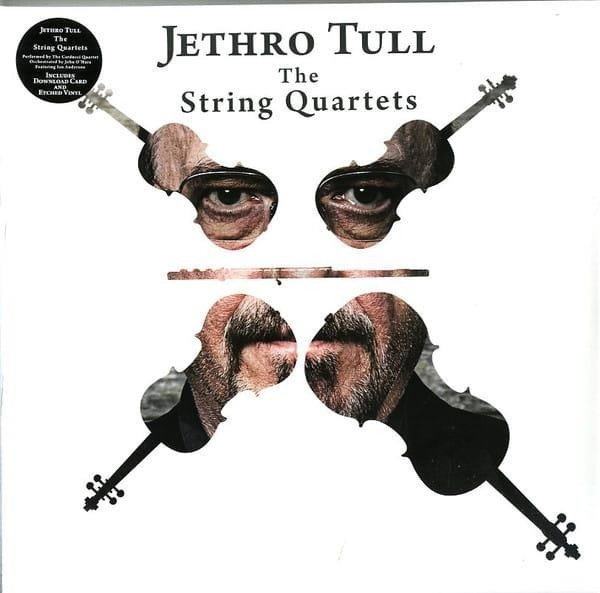 JETHRO TULL Jethro Tull - The String Quartets 2LP
