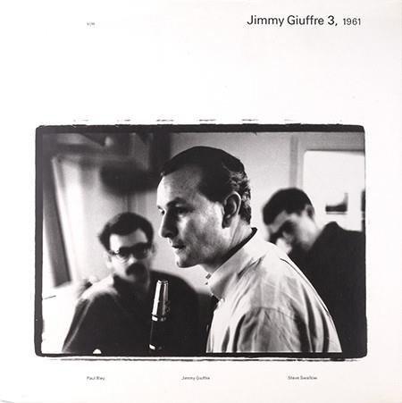 JIMMY GIUFFRE 1961 180g  2LP