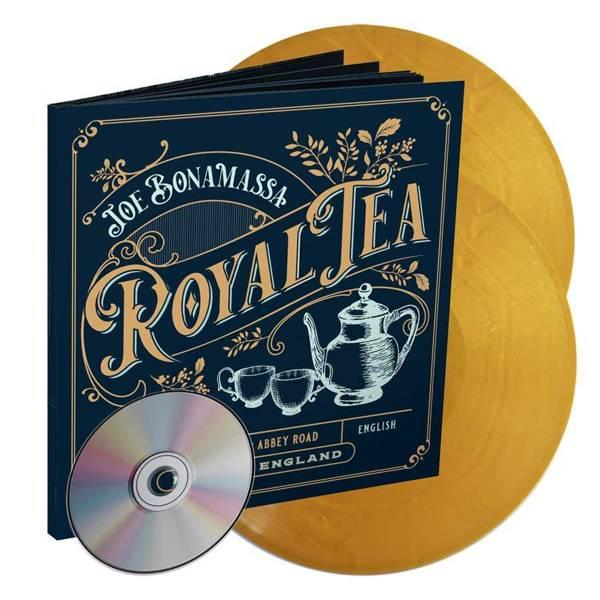JOE BONAMASSA Royal Tea EARBOOK 2LP+CD