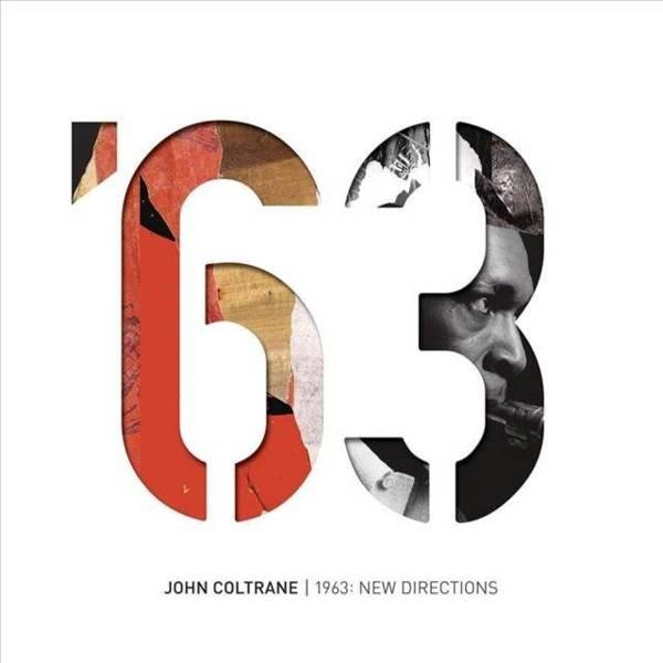 JOHN COLTRANE 1963 New Directions 5LP