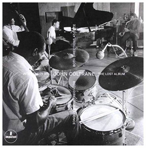 JOHN COLTRANE Both Directions At Once:  The LOST Album LP