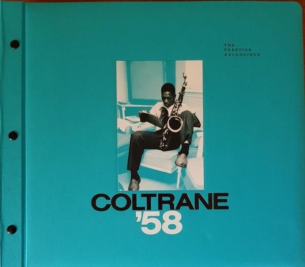 JOHN COLTRANE Coltrane 58: The Prestige Recordings 8LP