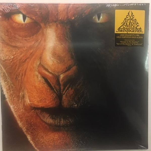 JOHN FOGERTY Eye Of The Zombie LP