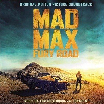 JUNKIE XL Mad Max: Fury Road OST 2LP