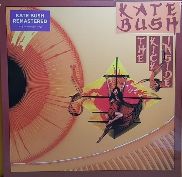 KATE BUSH The Kick Inside LP