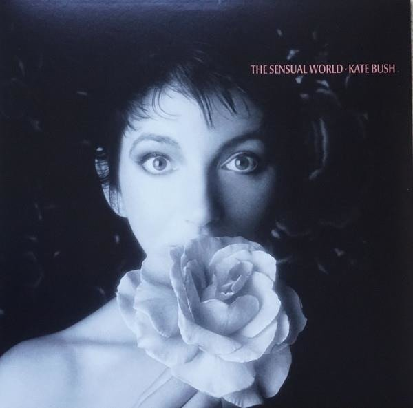 KATE BUSH The Sensual World LP