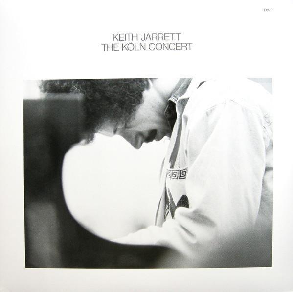 KEITH JARRETT The Koln Concert 180g  2LP