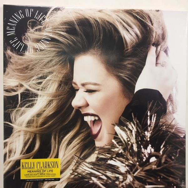 KELLY CLARKSON Meaning Of Life LP
