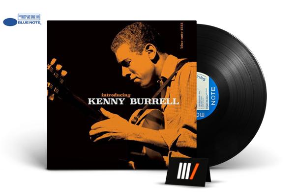 KENNY BURRELL INTRODUCING KENNY BURRELL LP (TONE POET SERIES)