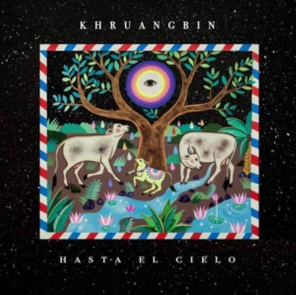 KHRUANGBIN Hasta El Cielo+7 LP