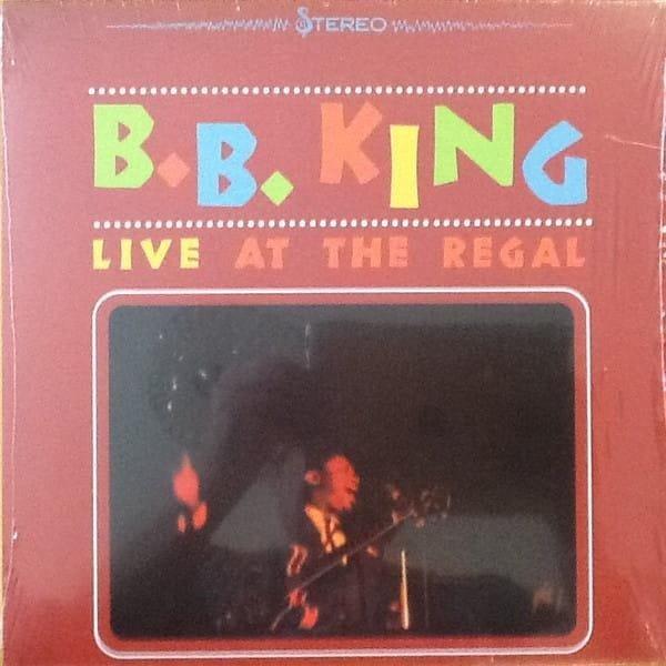 KING, B.B. Live At The Regal. LP