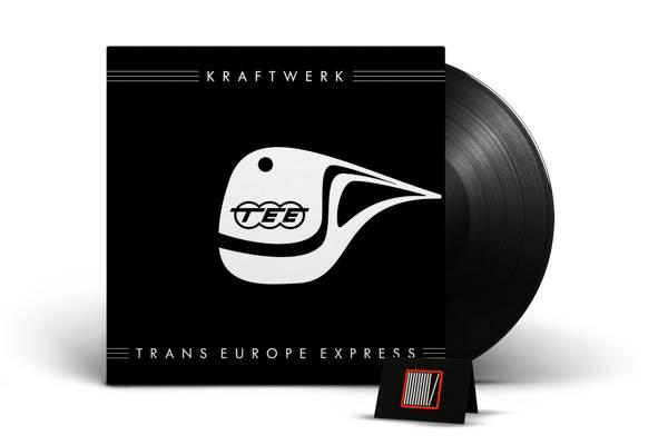 KRAFTWERK Trans-Europe Express (2009 Edition) LP