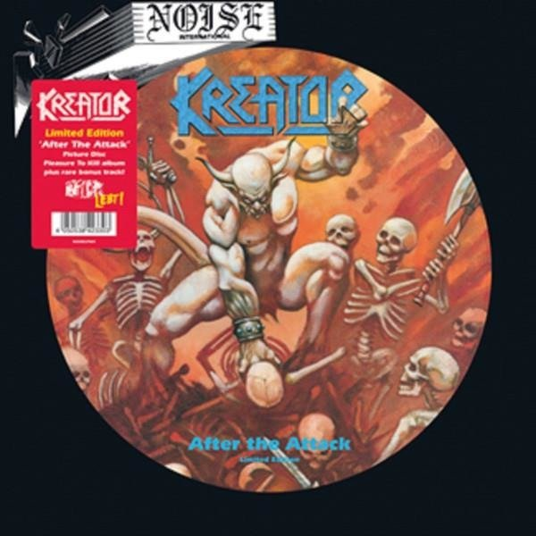 KREATOR After The Attack LP