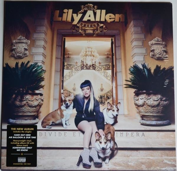 LILY ALLEN Sheezus LP+CD