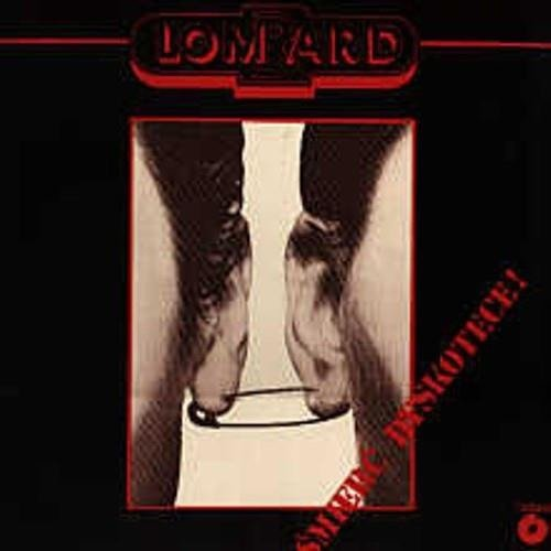 LOMBARD Smierc Dyskotece LP