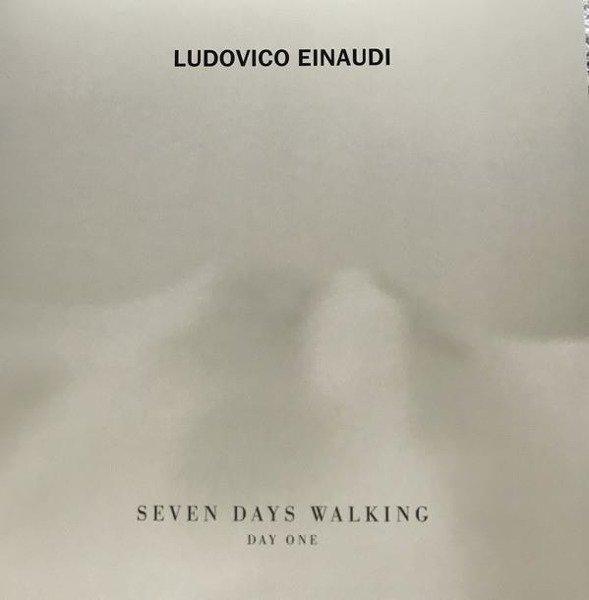 LUDOVICO EINAUDI Seven Days Walking - Day 1 LP