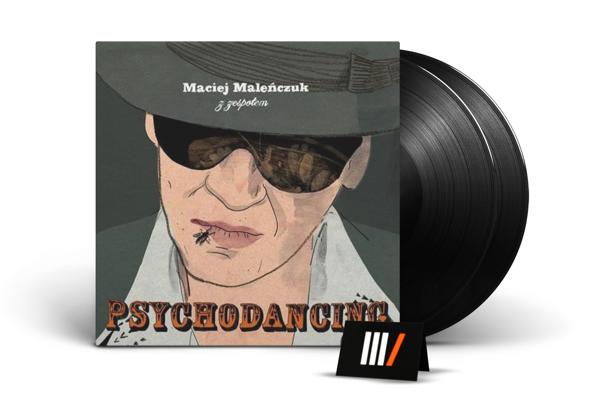 MACIEJ MALENCZUK Z ZESPOLEM PSYCHODANCING Psychodancing 2LP