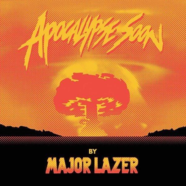 MAJOR LAZER Apocalypse Soon LTD LP