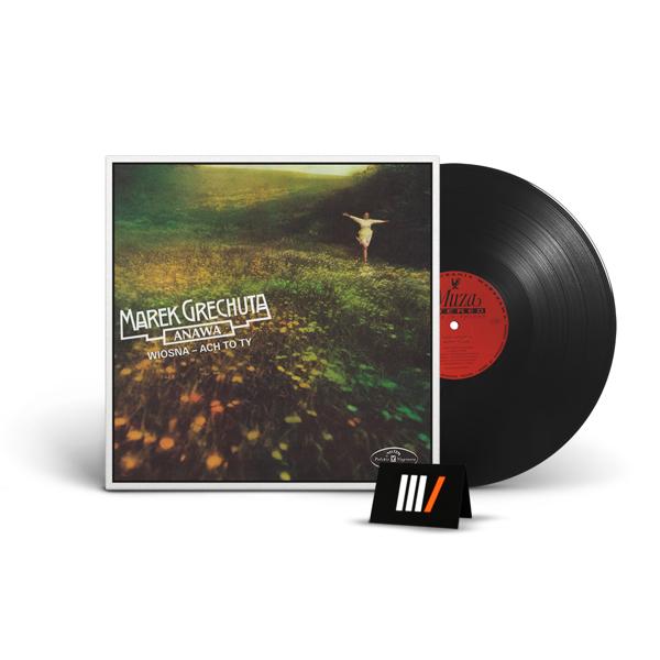 MAREK GRECHUTA Wiosna - Ach To Ty LP