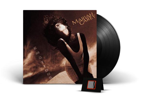 MARIAH CAREY Emotions LP