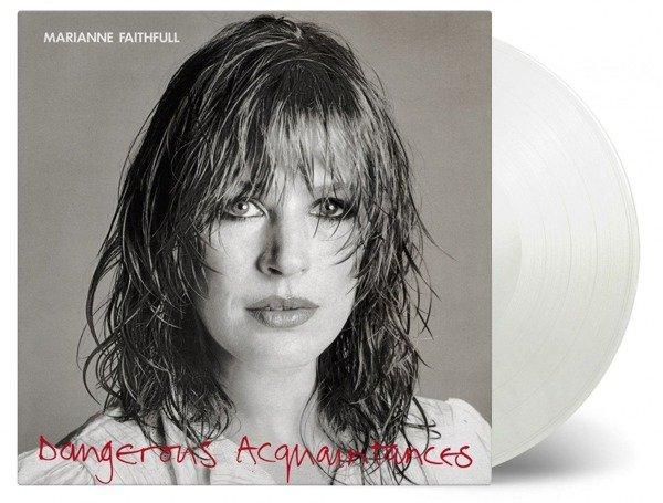MARIANNE FAITHFULL  Dangerous Acquaintances LP Coloured