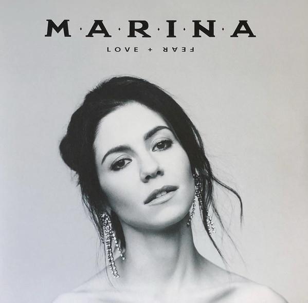 MARINA Love + Fear 2LP