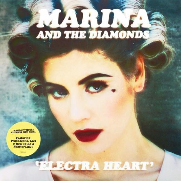 MARINA & THE DIAMONDS Electra Heart 2LP