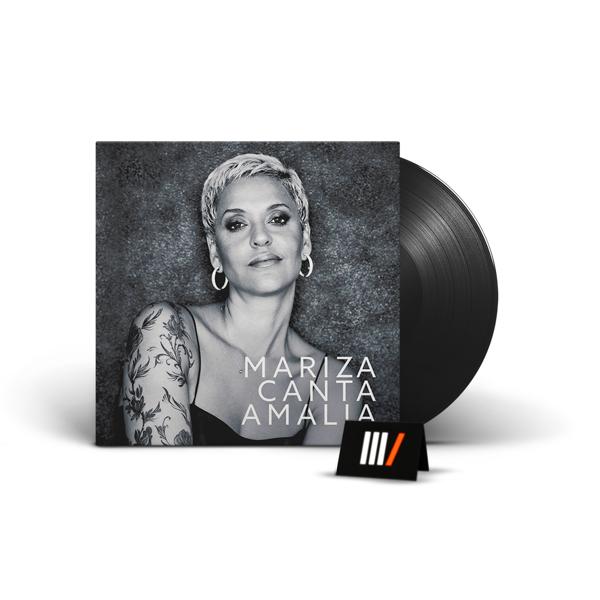 MARIZA Mariza Canta Amália LP