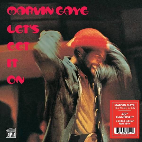MARVIN GAYE Let's Get It On LTD (RSD) LP