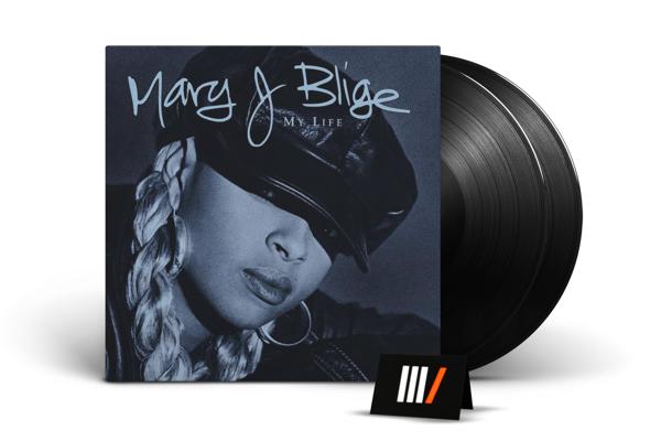 MARY J. BLIGE My Life 2LP