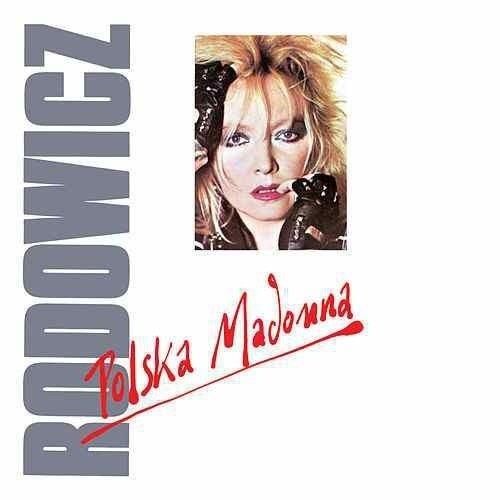 MARYLA RODOWICZ Polska Madonna LP