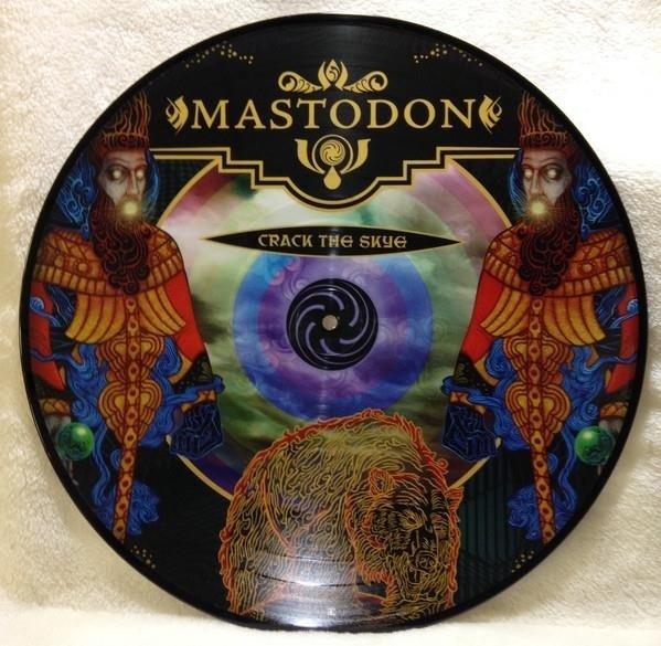 MASTODON Crack The Skye LP