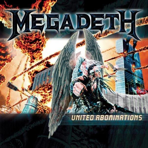 MEGADETH United Abominations LP