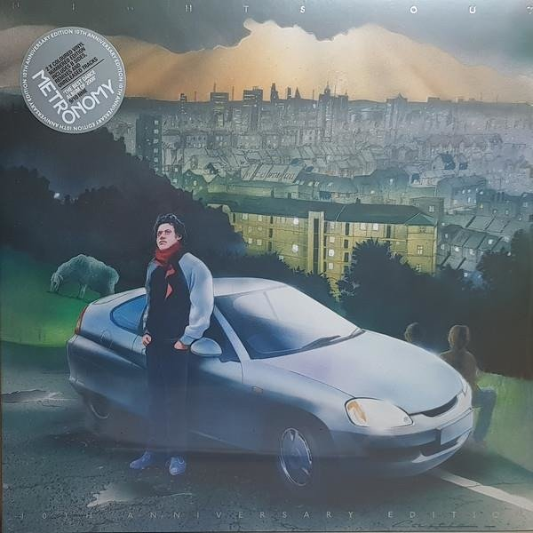 METRONOMY Nights Out  2LP