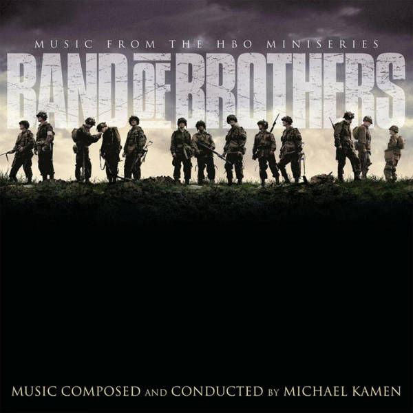 MICHAEL KAMEN Band of Brothers (Music From The HBO Miniseries) 2LP