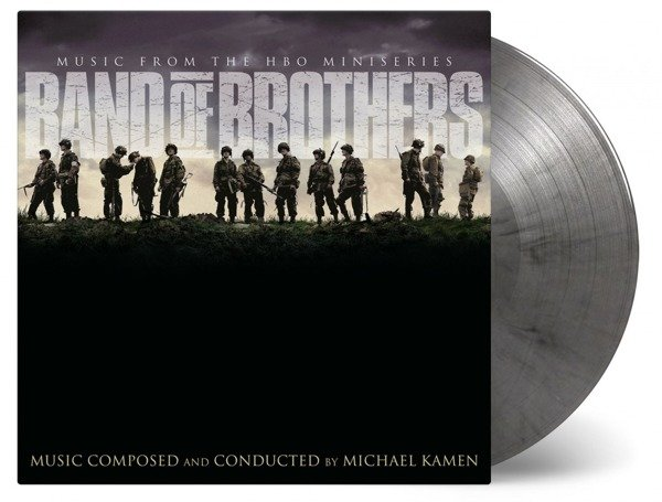 MICHAEL KAMEN Band of Brothers (Music From The HBO Miniseries) 2LP COLOURED