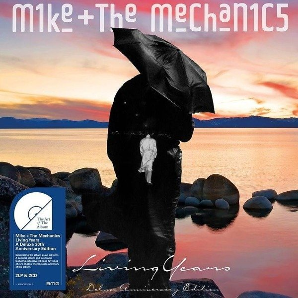 MIKE AND THE MECHANICS Living Years Super Deluxe 30th Anniversary Edition 2LP+2CD