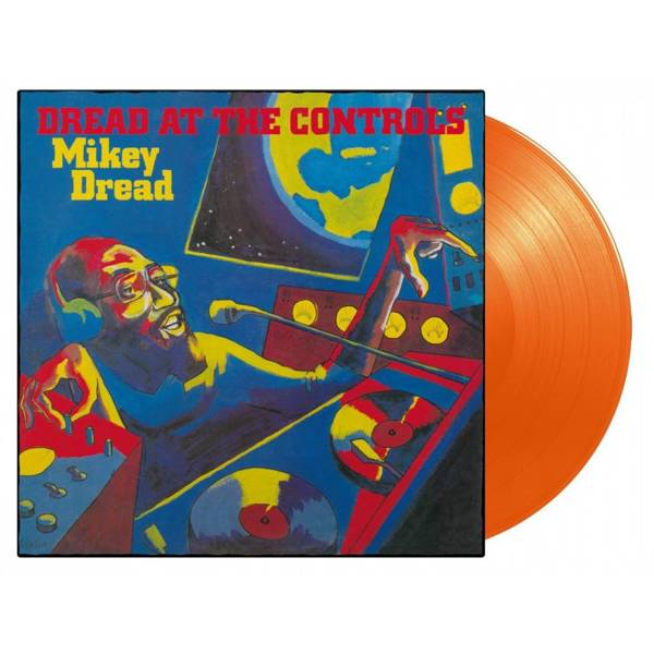 MIKEY DREAD Dread At the Controls LP