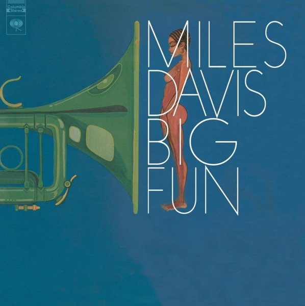 MILES DAVIS Big Fun 2LP