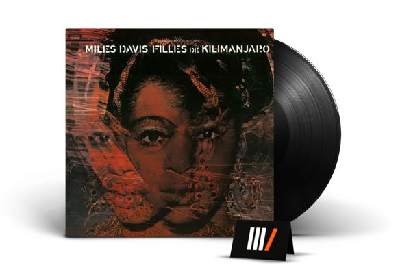MILES DAVIS Filles De Kilimanjaro LP