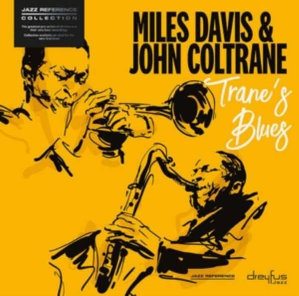 MILES DAVIS & JOHN COLTRANE Trane's Blues LP