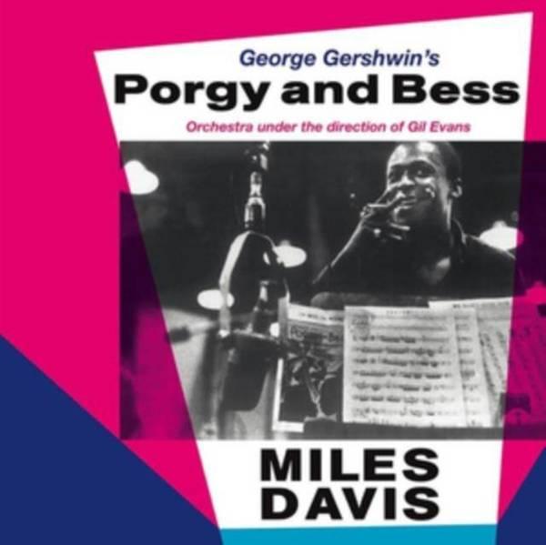 MILES DAVIS Porgy & Bess LP