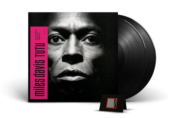 MILES DAVIS Tutu Deluxe Edition 2LP