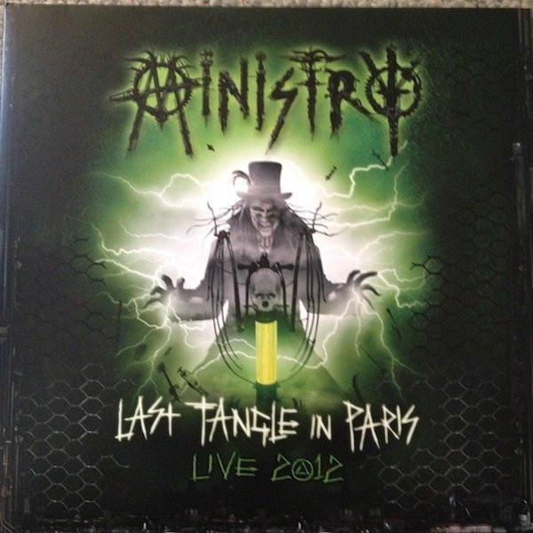 MINISTRY Ministry: Last Tangle In Paris / Live 2012 Defibri L Latour 2LP