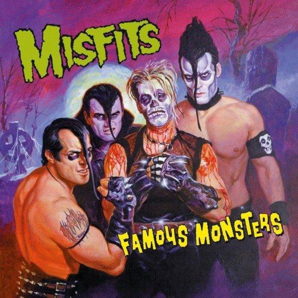 MISFITS Famous Monsters LP