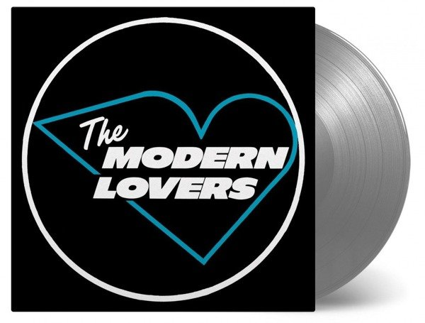 MODERN LOVERS Modern Lovers LP SILVER VINYL