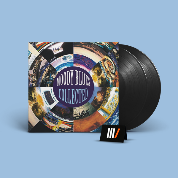 MOODY BLUES Collected 2LP